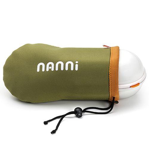Ланч-бокс Iris Nanny зеленый 8418p, фото