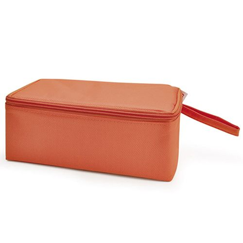 Ланч-бокс Iris Nano оранжевый 9691t, фото