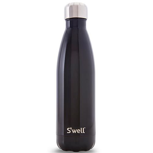 Термо-бутылка Swell Bottle Midnight Black 500 мл, фото
