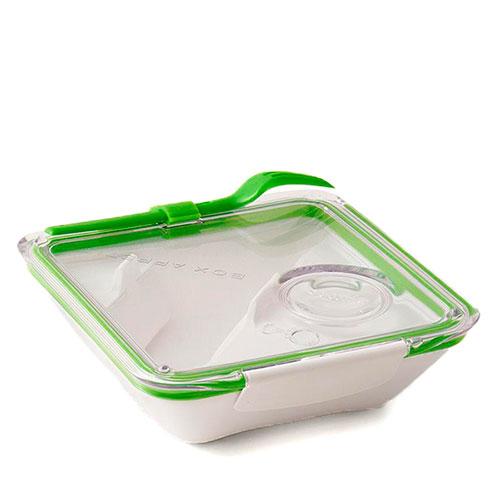 Ланч-бокс квадратный Black+Blum Box Appetit зеленый, фото