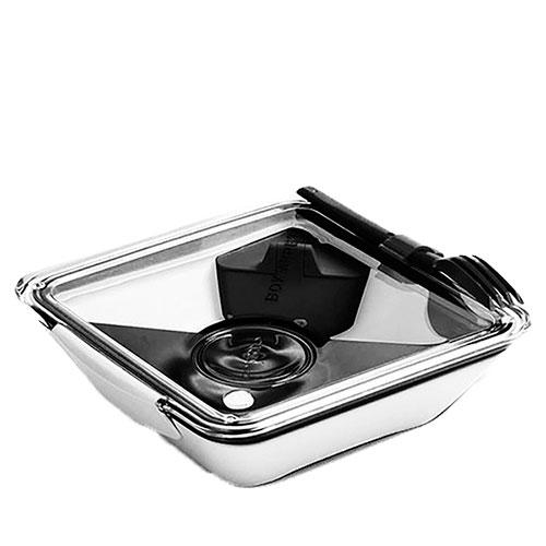 Ланч-бокс квадратный Black+Blum Box Appetit, фото