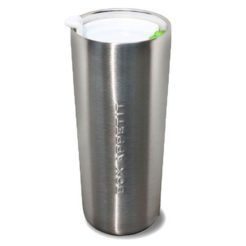 Кружка дорожная стальная Black+Blum Travel Mug, фото