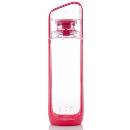 Бутылка Korwater Delta 500 Atomic Punch ярко-розового цвета, фото