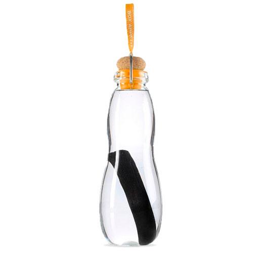 Эко-бутылка стеклянная Black+Blum Eau Good оранжевый, фото