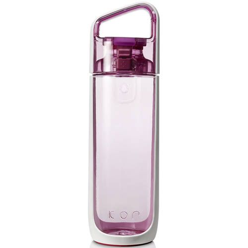 Бутылка Korwater Delta750 мл розового оттенка, фото