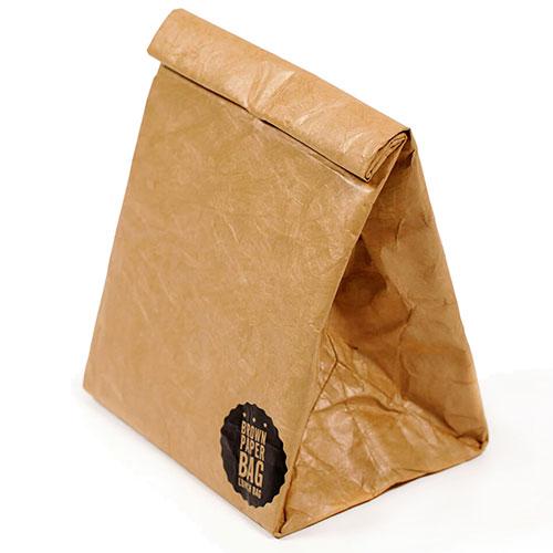 Термопакет для ланча Luckies Paper Bag, фото
