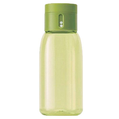 Бутылка для воды Joseph Joseph Dot Hydration с индикатором зеленая, фото