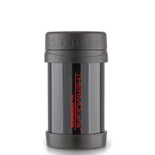 Термос TERMOcafe Classique черный на 0,5 л для пищевых продуктов
