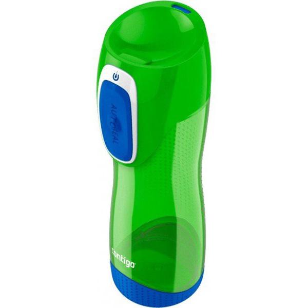 Спортивная бутылка Contigo Swish салатового цвета 500 мл