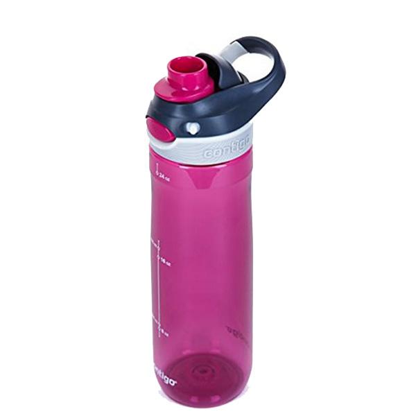 Розовая бутылка Contigo Autospout Chug для воды 720 мл