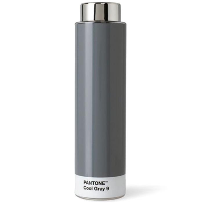 Спортивная фляга Pantone Cool Gray 9 для воды