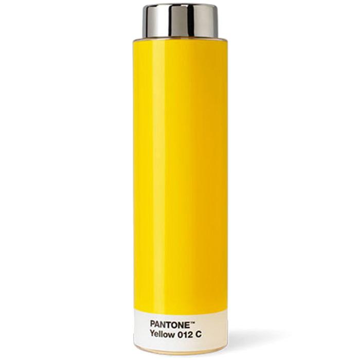 Бутылка для воды Pantone Yellow 012 500 мл
