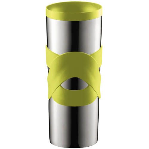 Кружка вакуумная Bodum Travel Mug зеленая 0,45 л