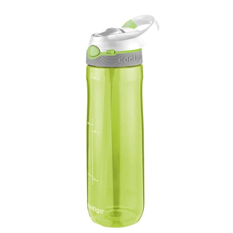 Спортивная бутылка Contigo Ashland 720мл зеленого цвета