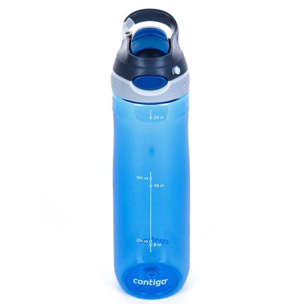 Спортивная бутылка Contigo Autospout Chug 720мл синего цвета