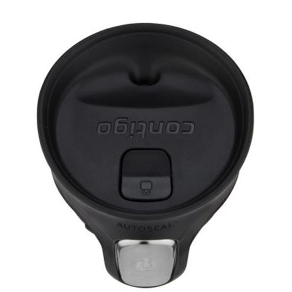 Термокружка Contigo Pinnacle Countre серого цвета 420мл