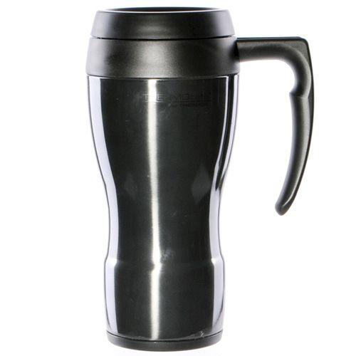 Термокружка TERMOcafe черная 0,45л