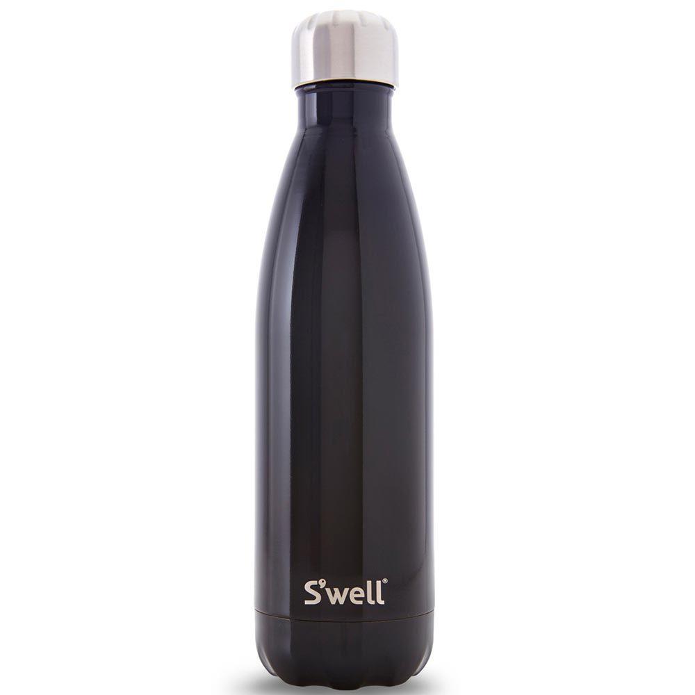 Термо-бутылка Swell Bottle Midnight Black 500 мл
