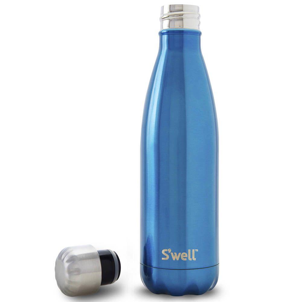 Термо-бутылка Swell Bottle Ocean Blue 500 мл
