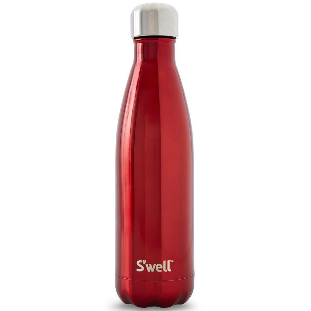 Термо-бутылка Swell Bottle Rowboat Red 500 мл