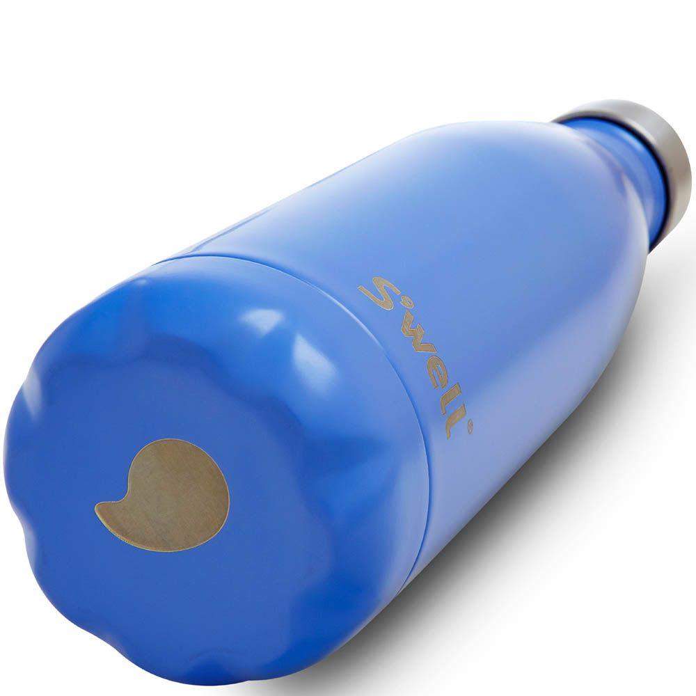 Термо-бутылка Swell Bottle Monaco Blue 260 мл
