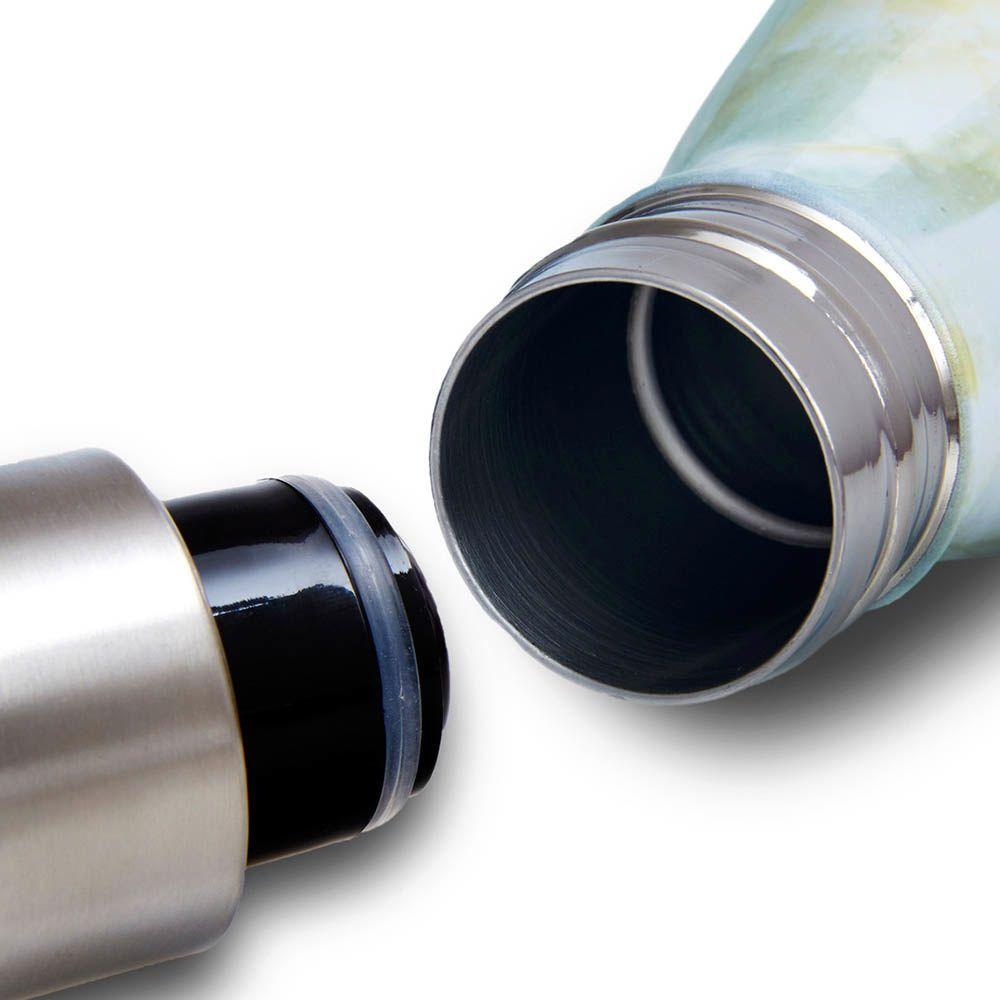 Термо-бутылка Swell Bottle Opal Marble 500 мл