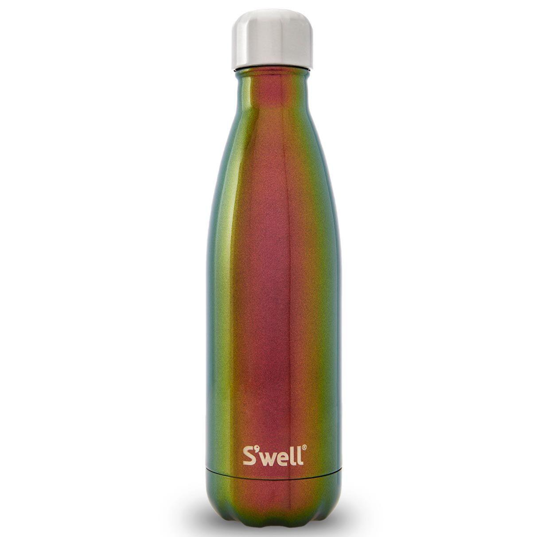 Термо-бутылка Swell Bottle Mercury 500 мл