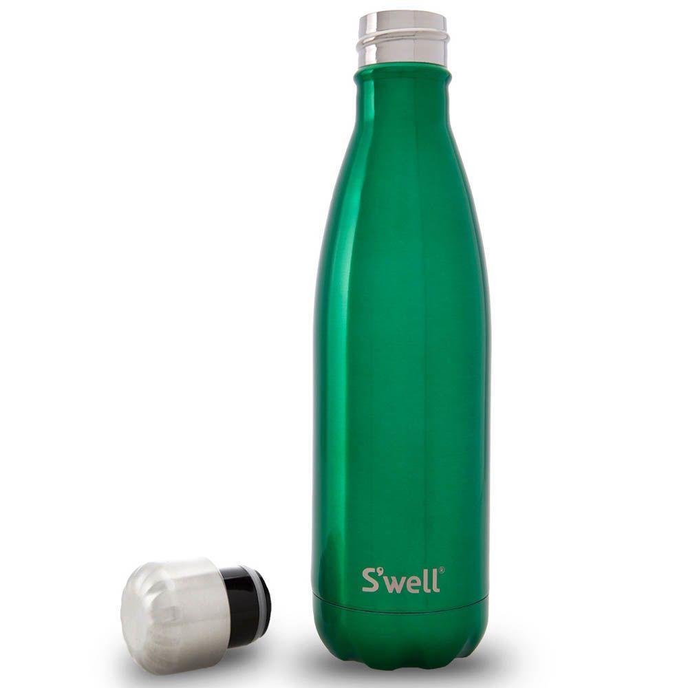 Термо-бутылка Swell Bottle Kelly Green 500 мл