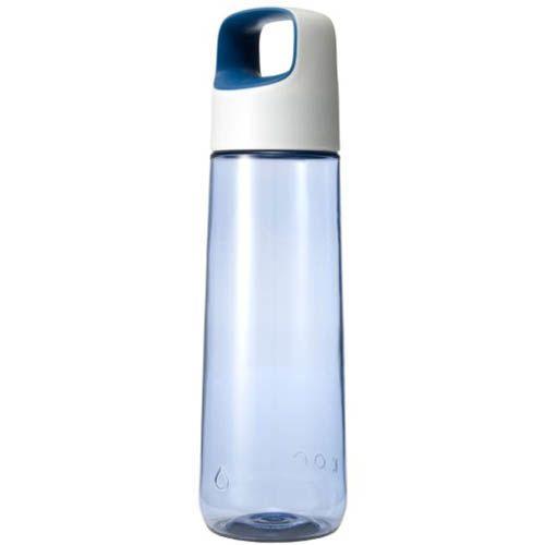 Бутылка Korwater Aura Ice Blue голубая объемом 750 мл