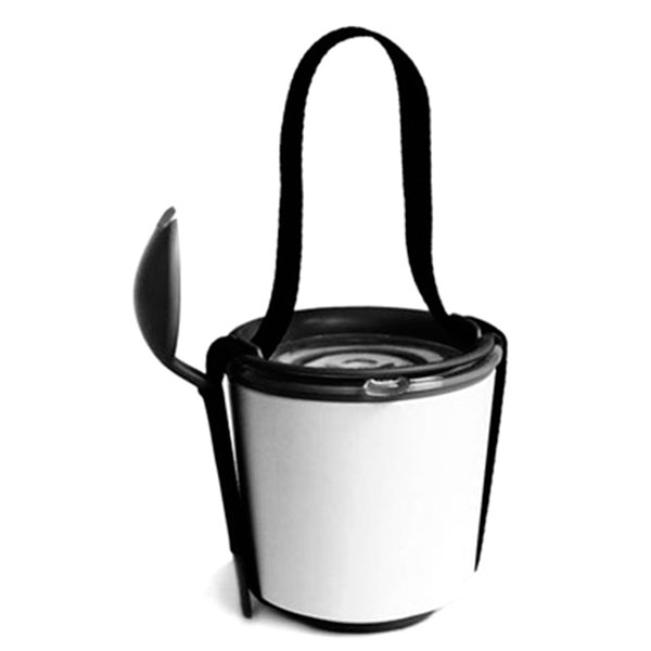 Ланч-бокс Black+Blum Lunch Pot белый