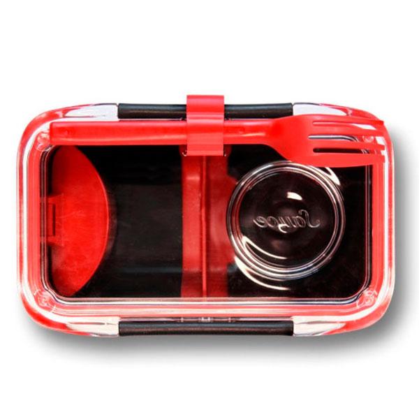Ланч-бокс Black+Blum Bento Box прямоугольный