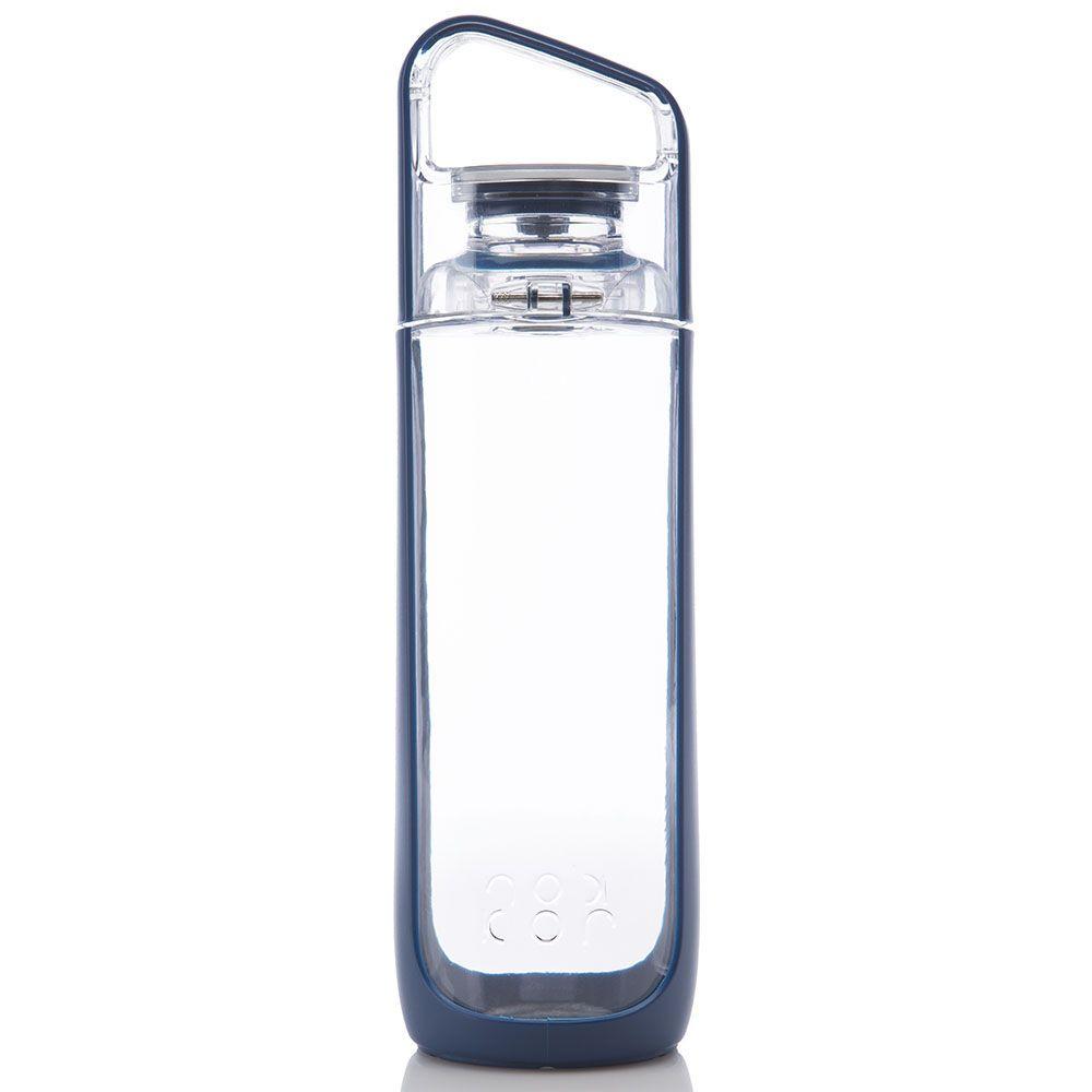 Бутылка Korwater Delta 750 Atomic Punch темно-синего цвета