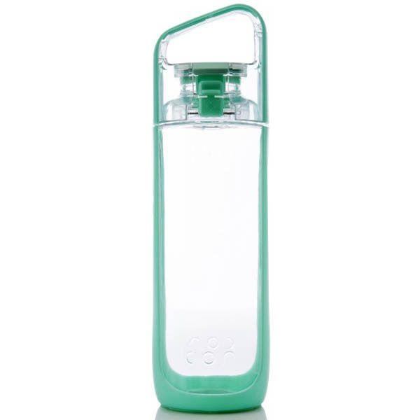 Бутылка Korwater Delta 750 Atomic Punch мятного цвета