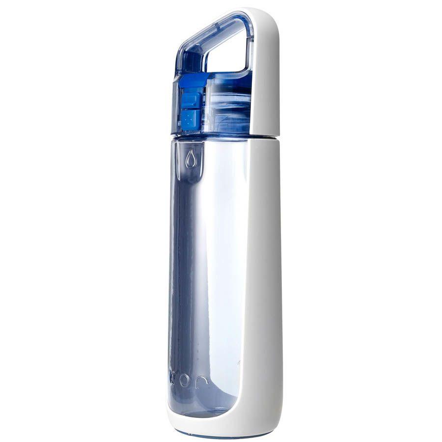 Бутылка Korwater Delta500 мл голубого оттенка