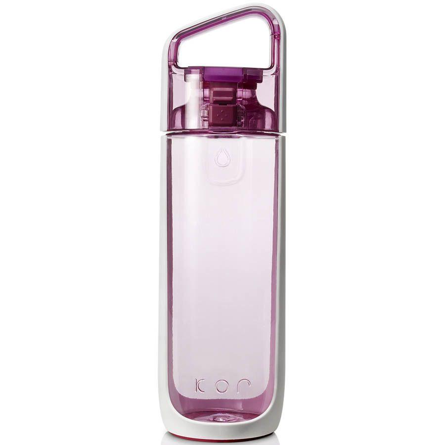 Бутылка Korwater Delta750 мл розового оттенка