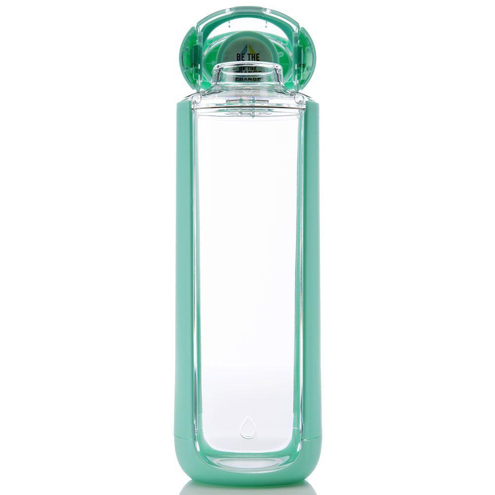 Бутылка Korwater One 750 мл мятного цвета