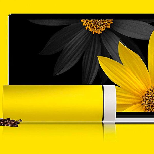 Термос Asobu Le Baton желтый