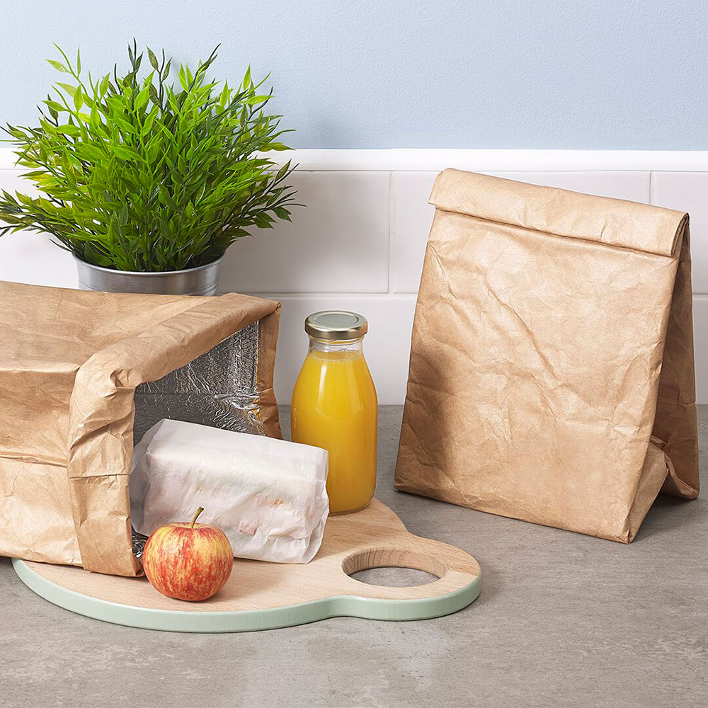 Термопакет для ланча Luckies Paper Bag