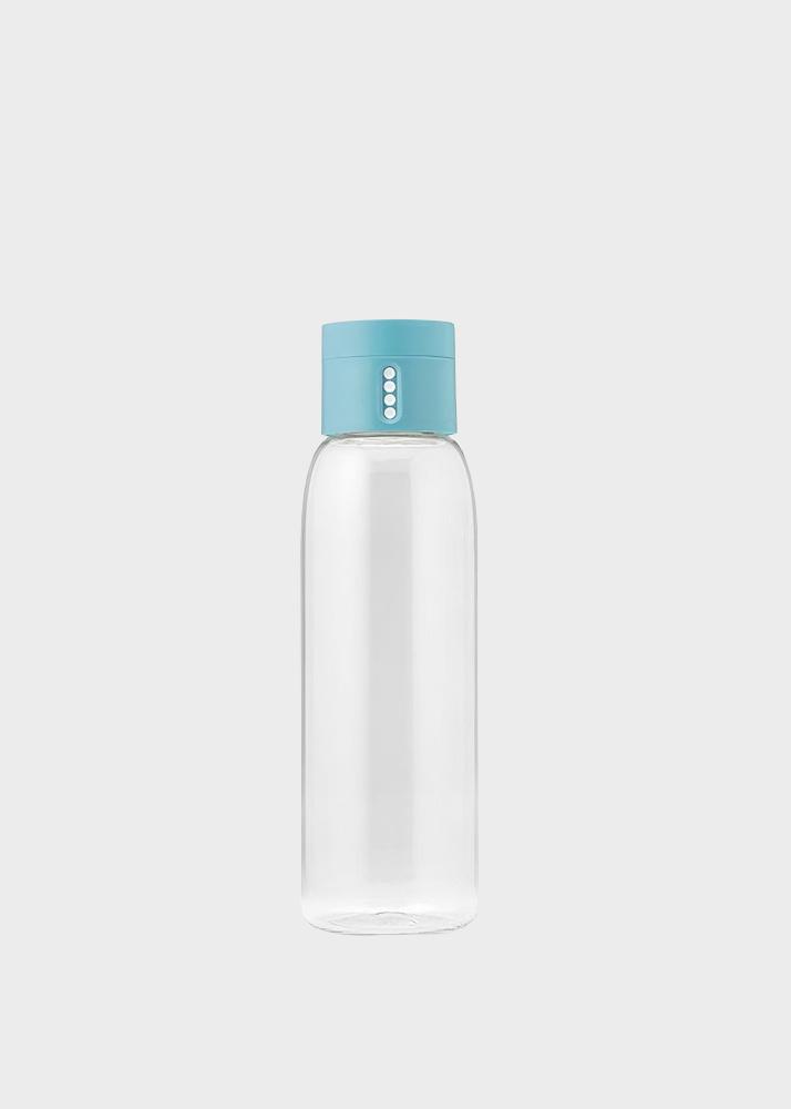 Бутылка для воды Joseph Joseph Dot Hydration с индикатором 600мл