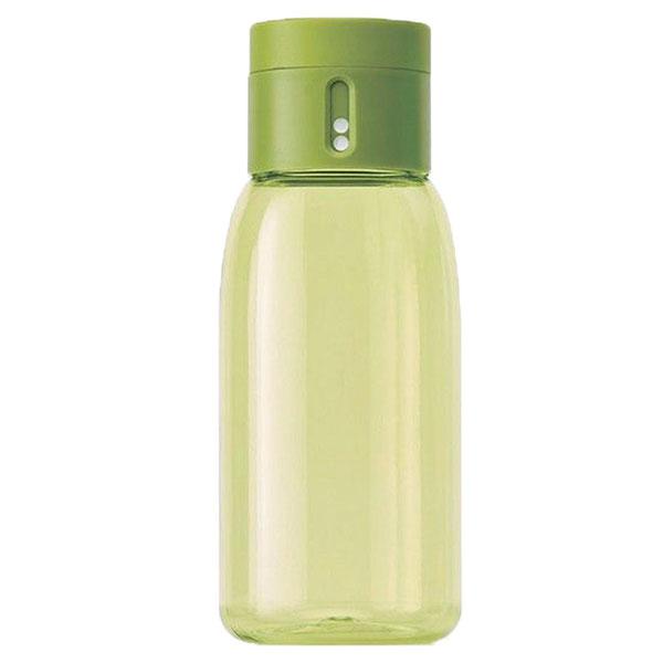 Бутылка для воды Joseph Joseph Dot Hydration с индикатором зеленая