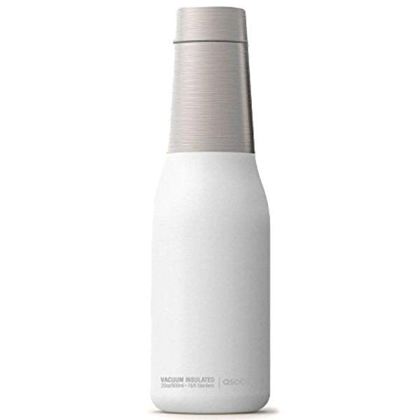 Термобутылка Asobu Oasis белого цвета 590мл