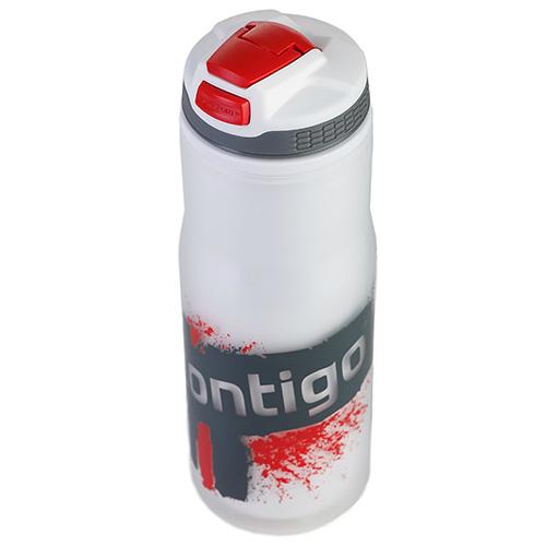 Спортивная бутылка Contigo Devon Insulated красного цвета 650 мл, фото