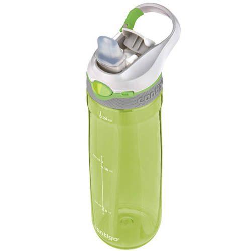 Спортивная бутылка Contigo Ashland объемом 720 см зеленого цвета, фото