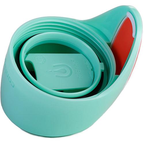 Бутылка для воды Contigo Swish бирюзового цвета 500 мл, фото