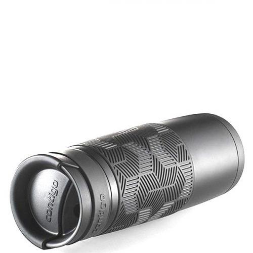 Термокружка Contigo Transit черного цвета 470мл, фото