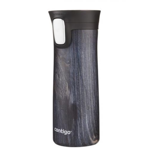 Термокружка Contigo Pinnacle Countre серого цвета 420мл, фото