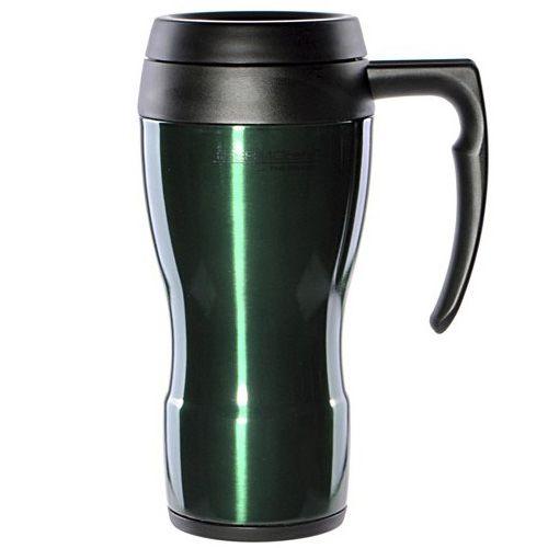 Термокружка TERMOcafe зеленая 0,45л , фото