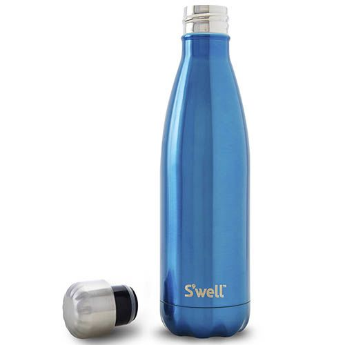 Термо-бутылка Swell Bottle Ocean Blue 500 мл, фото