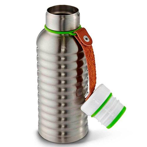 Термо фляга стальная малая Black+Blum Insulated Water Bottle, фото
