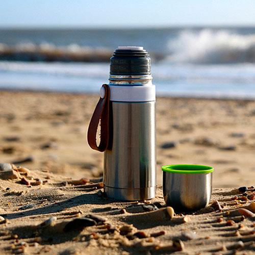Термос стальной Black+Blum Thermo Flask, фото